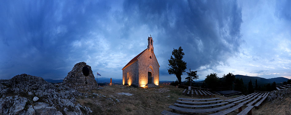VISIT MARIAN SHRINES IN DALMATIA