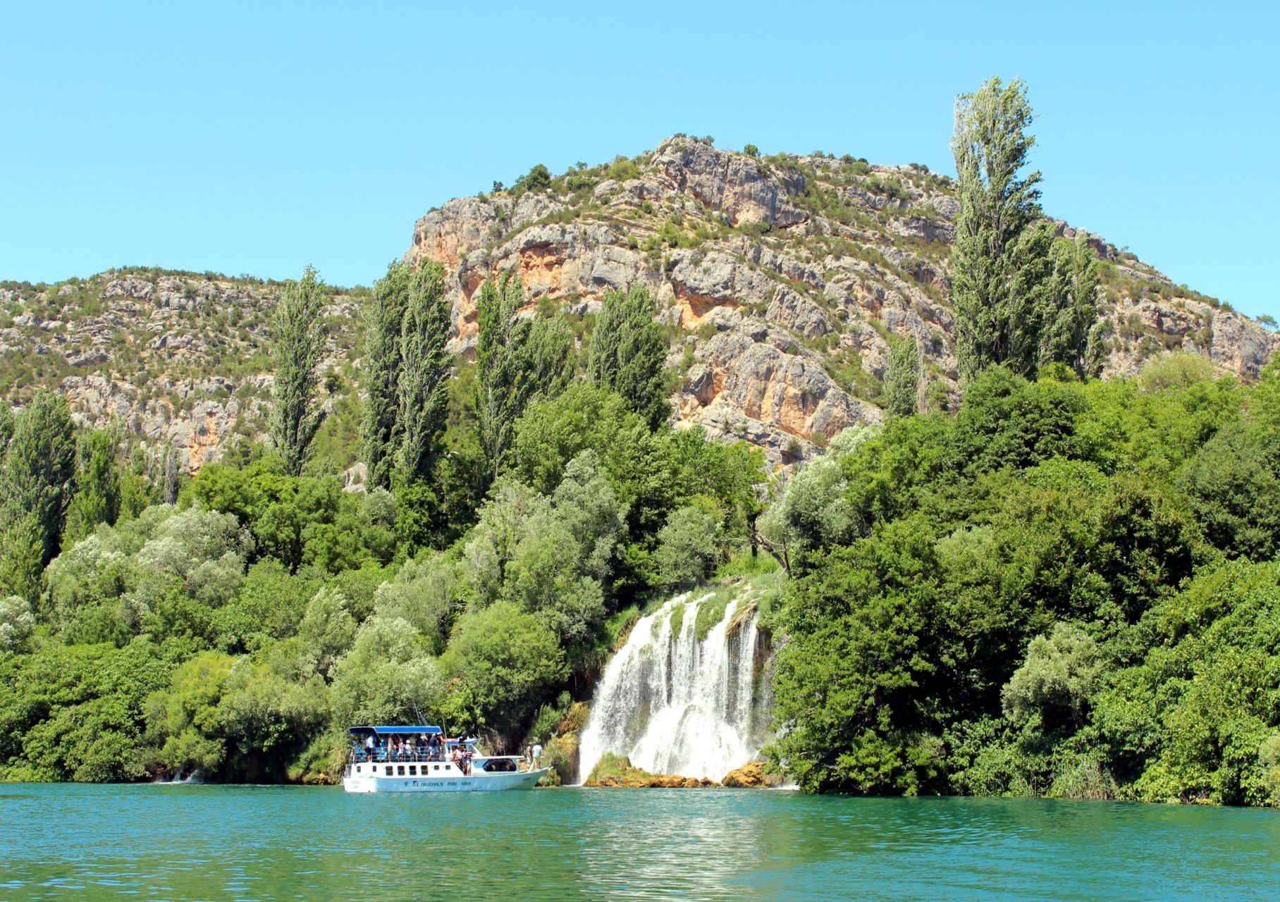 KRKA WATERFALLS AND ŠIBENIK